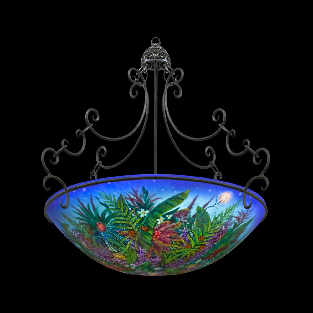 Multiple original chandeliers ulla darni moonscape 30 aloadofball Images