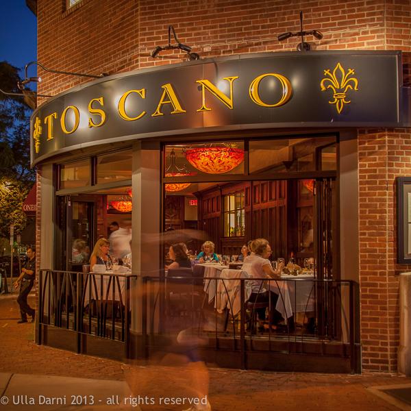 Toscano - Harvard Square